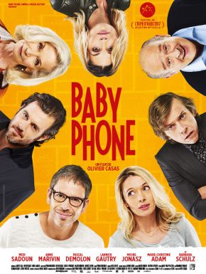 Jaquette dvd Baby Phone
