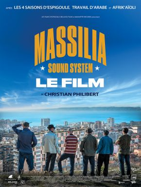 DVD Massilia Sound System - Le Film