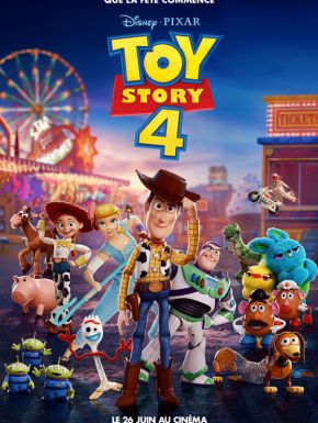 DVD Toy Story 4