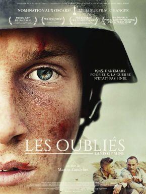 Jaquette dvd Les Oubliés