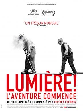 DVD Lumière ! L'aventure Commence