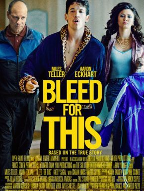 Jaquette dvd Bleed For This