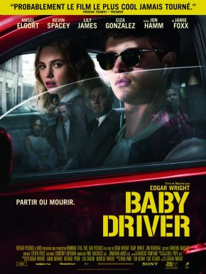 DVD Baby Driver