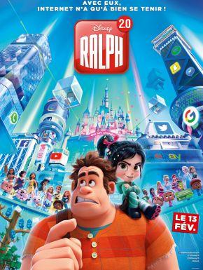 Jaquette dvd Ralph 2.0