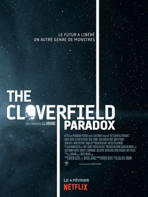 sortie dvd  2017 Cloverfield Movie