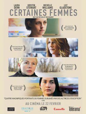 DVD Certaines Femmes