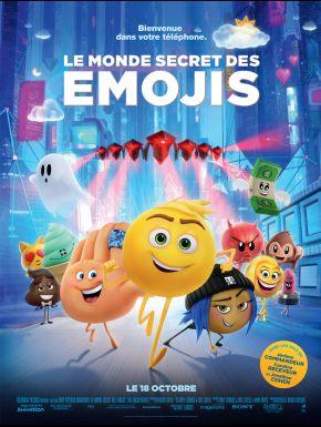 Jaquette dvd Le Monde Secret Des Emojis