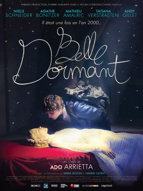 Jaquette dvd Belle Dormant