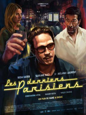 Jaquette dvd Les Derniers Parisiens