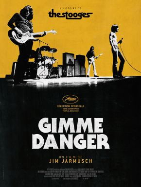 Gimme Danger DVD et Blu-Ray