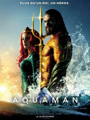 Aquaman DVD et Blu-Ray