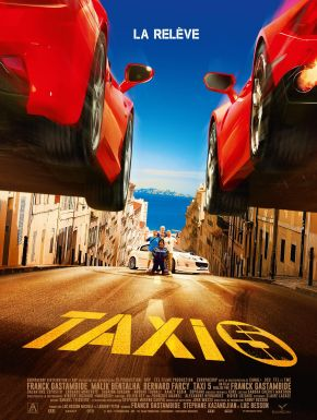 Jaquette dvd Taxi 5