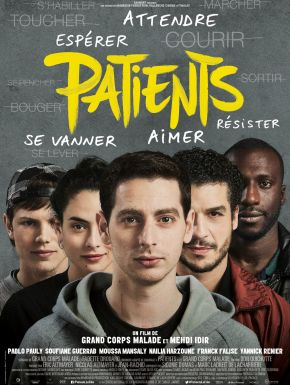 Sortie DVD Patients