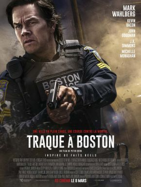 Traque à Boston DVD et Blu-Ray