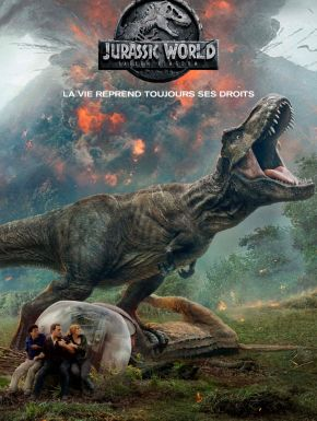 Jurassic World: Fallen Kingdom DVD et Blu-Ray