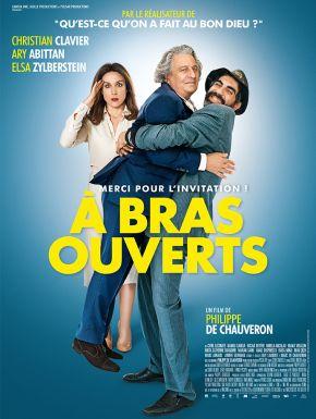 À Bras Ouverts DVD et Blu-Ray