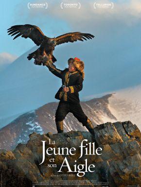 DVD La Jeune Fille Et Son Aigle