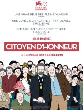 Sortie DVD Citoyen D'honneur