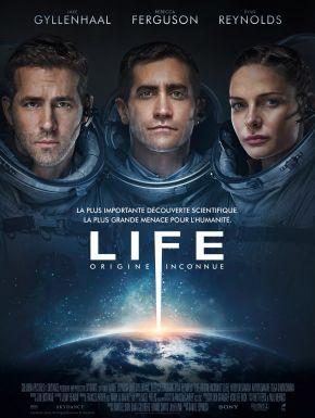 Jaquette dvd Life - Origine Inconnue