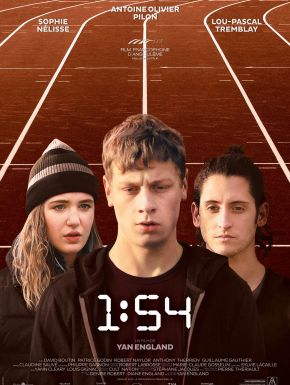 sortie dvd  1:54