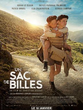 Un Sac De Billes DVD et Blu-Ray