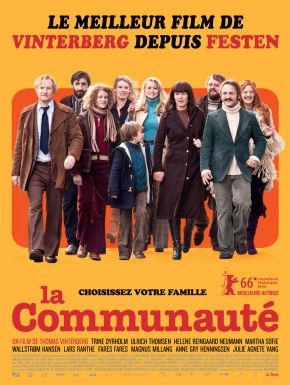 sortie dvd  La Communauté