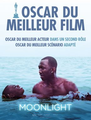 Moonlight en DVD et Blu-Ray