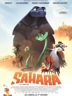 Jaquette dvd Sahara