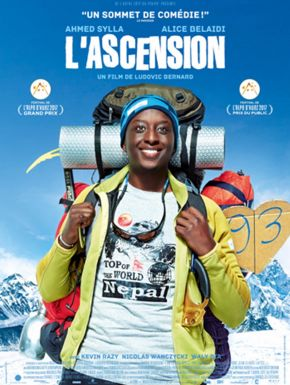Jaquette dvd L'Ascension