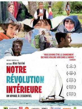 DVD Notre Révolution Intérieure