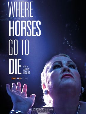 Where Horses Go To Die DVD et Blu-Ray