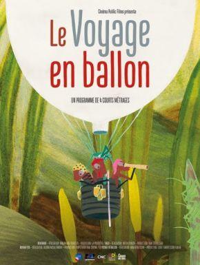 DVD Le Voyage En Ballon