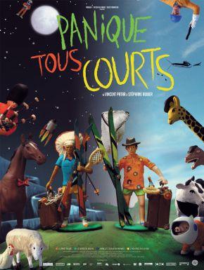 DVD Panique Tous Courts