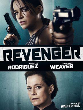 Revenger DVD et Blu-Ray
