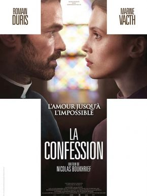 Jaquette dvd La Confession
