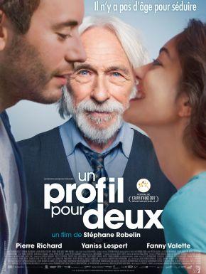 Jaquette dvd Un Profil Pour Deux