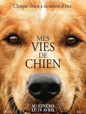 Jaquette dvd Mes Vies De Chien