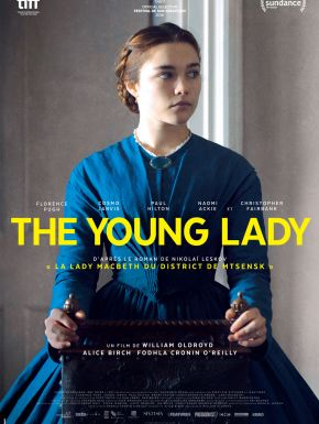 Sortie DVD The Young Lady