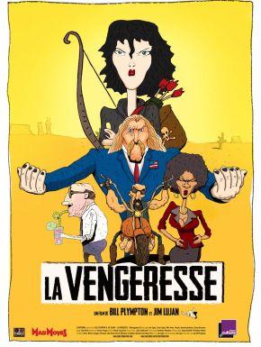Jaquette dvd La Vengeresse
