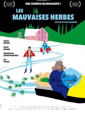 Jaquette dvd Les Mauvaises Herbes