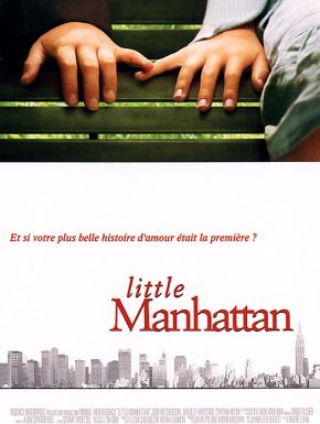 DVD Little Manhattan