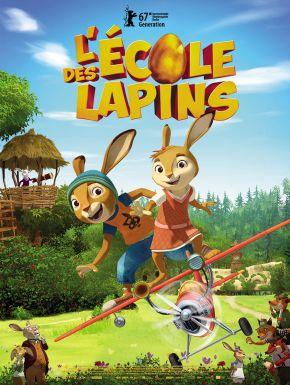 DVD L'Ecole Des Lapins