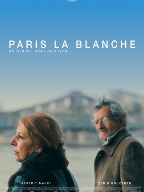 Jaquette dvd Paris La Blanche