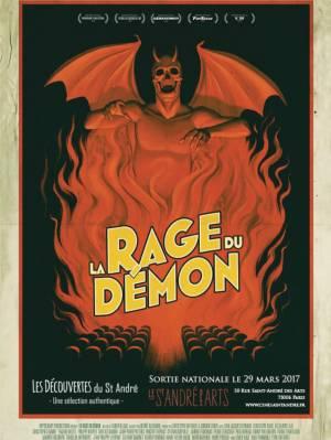 DVD La Rage Du Démon