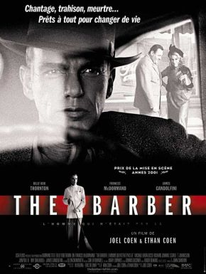 sortie dvd  The Barber l'homme qui n'était pas là