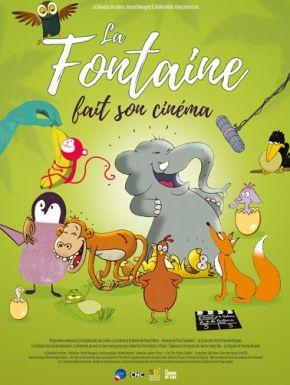 DVD La Fontaine Fait Son Cinéma