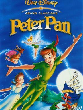 Peter Pan en DVD et Blu-Ray