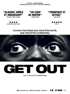 Get Out en DVD et Blu-Ray
