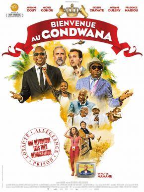 Jaquette dvd Bienvenue Au Gondwana