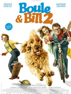 Boule & Bill 2 DVD et Blu-Ray